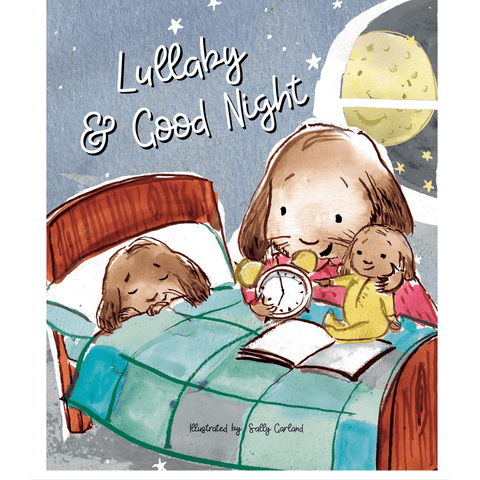 Lullaby & Good Night Illustrated by Sally Garland - Lady of the Lake