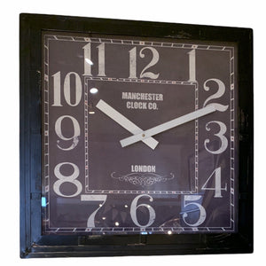 Manchester Clock Co. - Wall Clock - Lady of the Lake