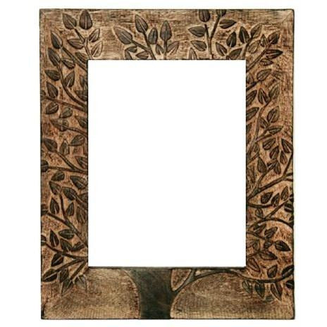 Mango Wood Photo Frame 5x7 - Lady of the Lake