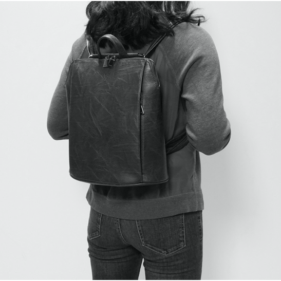 Melody Convertible Backpack - Black - Lady of the Lake