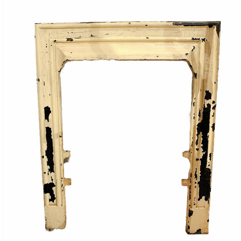 Metal Fire Place Frame - Lady of the Lake