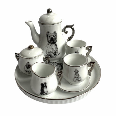 Miniature Tea Set - Dog - Lady of the Lake