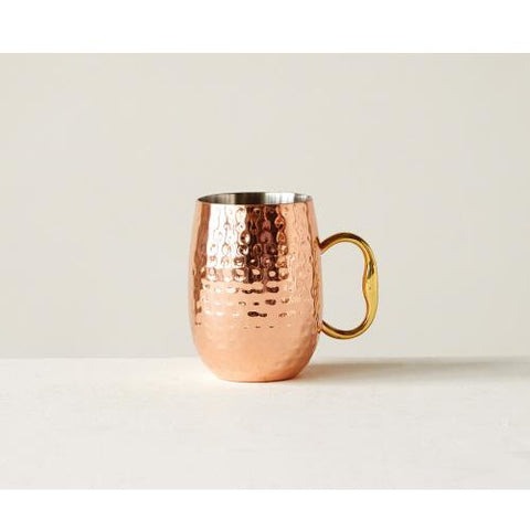 Moscow Mule Mug - Lady of the Lake