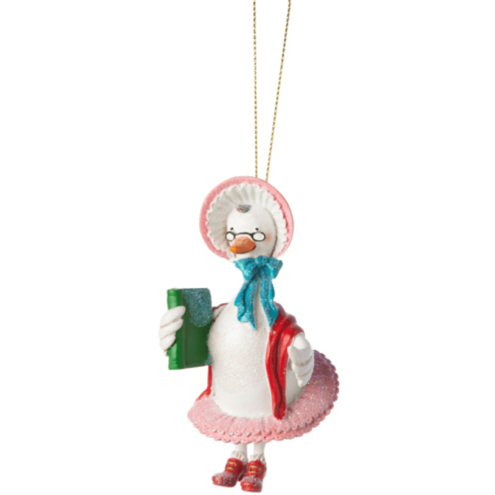 'Mother Goose' Christmas Ornament - Lady of the Lake