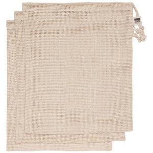 Natural Unbleached Produce Bags - Lady of the Lake