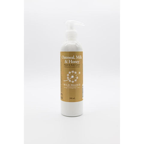 Oatmeal Milk & Honey - Hand & Body Lotion - Lady of the Lake