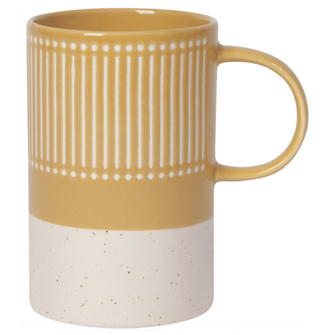 Ochre Etch Mug - Lady of the Lake