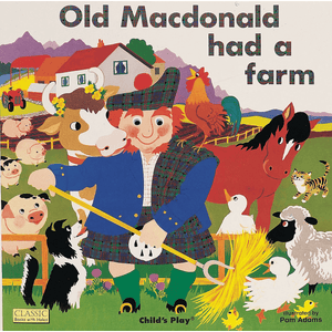 Old MacDonald had a Farm (Flip-Up Fairy Tales with CD) - Lady of the Lake