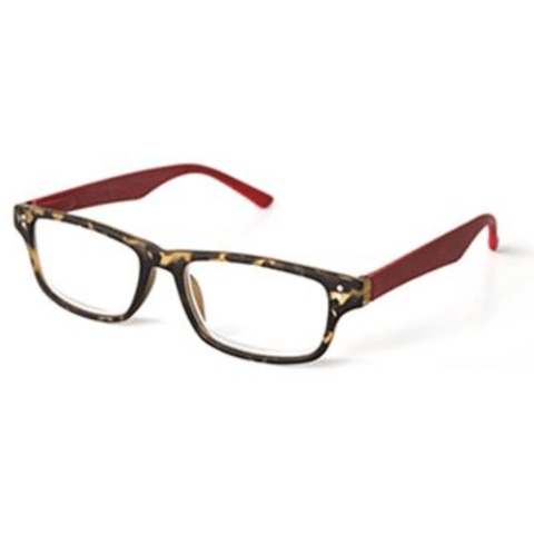 Optimum Optical Reading Glasses - Booker Red - Lady of the Lake