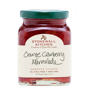Orange Cranberry Marmalade - Lady of the Lake