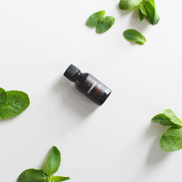 Peppermint Essential Oil - Lady of the Lake
