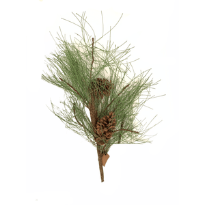 Pine Spray With Pinecones - Lady of the Lake