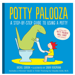 Potty Palooza - A Step-by-step Guide to Using a Potty - Lady of the Lake