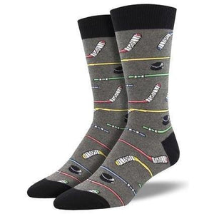 Power Play Men's Socks - Lady of the Lake
