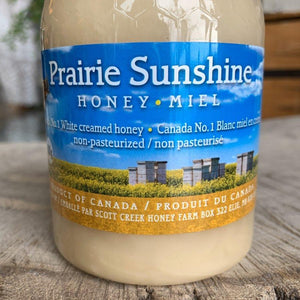 Prairie Sunshine Honey - Lady of the Lake