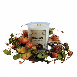 Pumpkin & Berry Candle Ring - Lady of the Lake