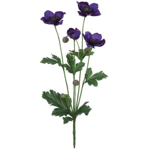 Purple Anemone Stem - Lady of the Lake