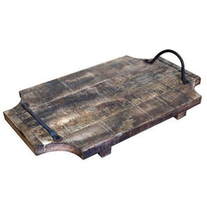 Reclaimed Serving Tray - Lady of the Lake