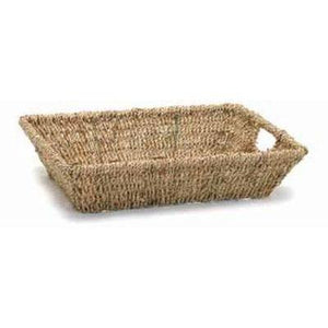 Rectangular Seagrass Basket - Lady of the Lake