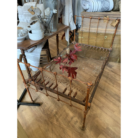 Rustic Child's Bed Frame - Lady of the Lake