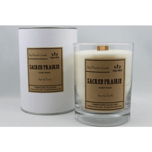 Sacred Prairie Timberflame Candle - Lady of the Lake