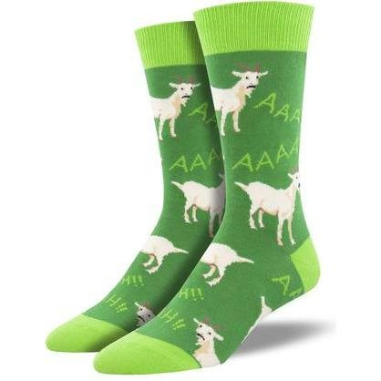 Screaming Goats Men's Socks - Lady of the Lake