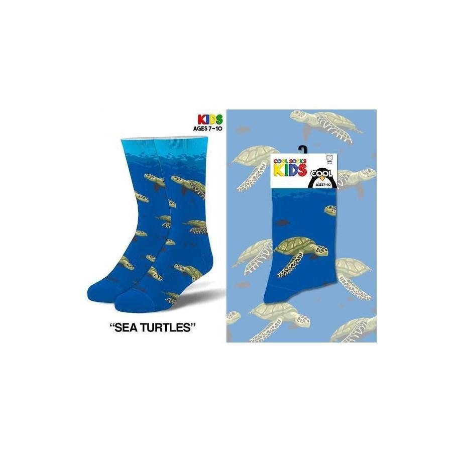 Sea Turtles Children's Socks - Lady of the Lake