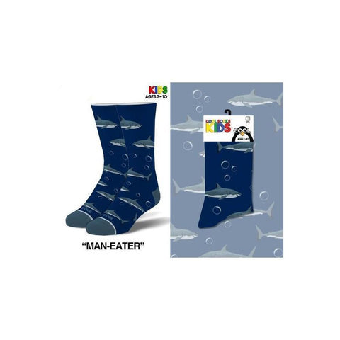 Sharks Children's Socks - Lady of the Lake