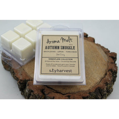 Soy Harvest Timberflame Wax Melts - Lady of the Lake