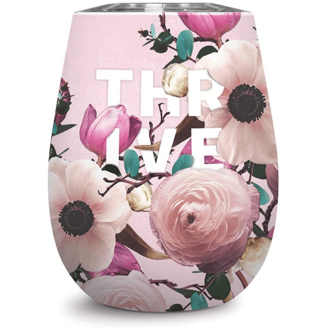 Stainless Steel Wine Tumbler - Lady of the Lake