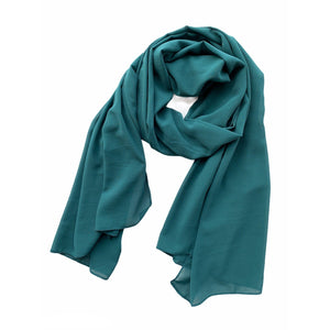 Teal Scarf - Lady of the Lake