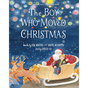 The Boy Who Moved Christmas - Paperback - Lady of the Lake