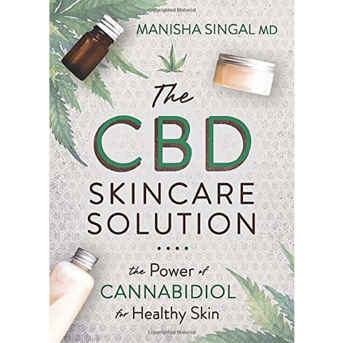 The CBD Skincare Solution: The Power of Cannabidiol for Healthy Skin - Lady of the Lake