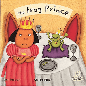 The Frog Prince by Jess Stockham (Flip-Up Fairy Tales with CD) - Lady of the Lake