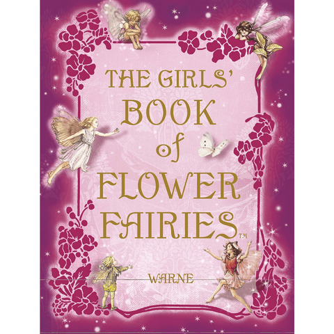 The Girls' Book of Flower Fairies by Warne (Children's Book) - Lady of the Lake