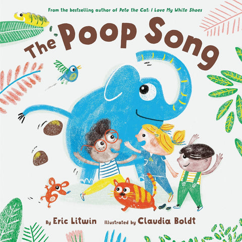 The Poop Song - Hardcover - Lady of the Lake