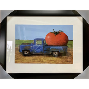 Tomato Truck - Lady of the Lake