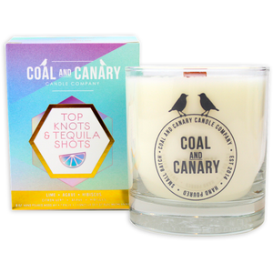 Top Knots & Tequila Shots - Coal & Canary - Candle - Lady of the Lake