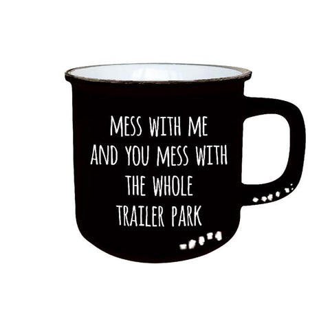 Trailer Park - Mug - Lady of the Lake