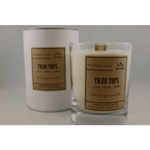 Tree Tops Timberflame Candle - Lady of the Lake