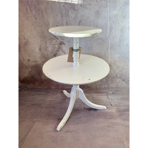 Two Tiered Side Table - Lady of the Lake