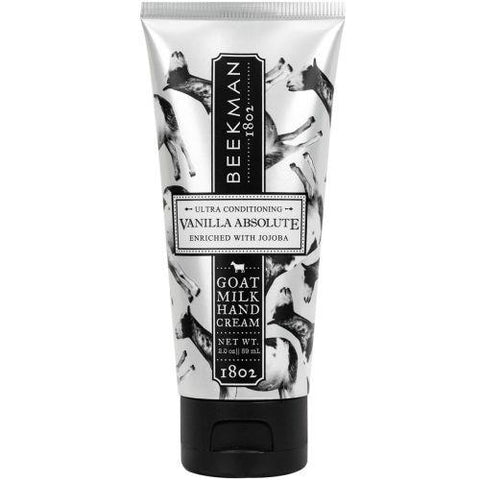 Vanilla Absolute Goat Milk - Hand Cream - Lady of the Lake