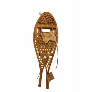 Vintage Children's Snow Shoes - Lady of the Lake