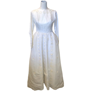 Vintage Wedding Dress - Sybil - Lady of the Lake