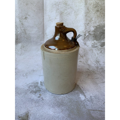 Vintage Whiskey Jug - Lady of the Lake