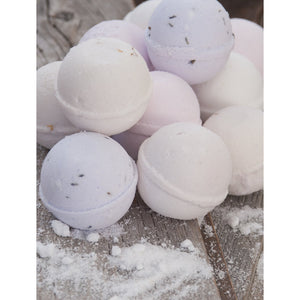 Wild Prairie Soap Company - Bath Bomb - Lady of the Lake