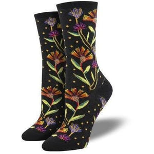 Wildflower Women's Socks - Lady of the Lake