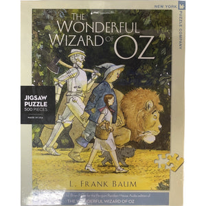 Wizard of Oz - Puzzle - Lady of the Lake