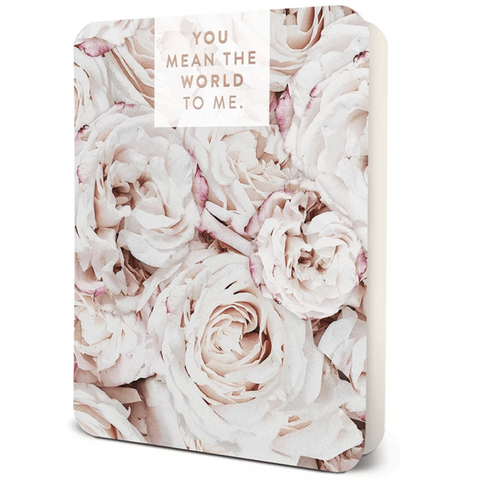 You Mean the World to Me - Greeting Card - Love - Lady of the Lake