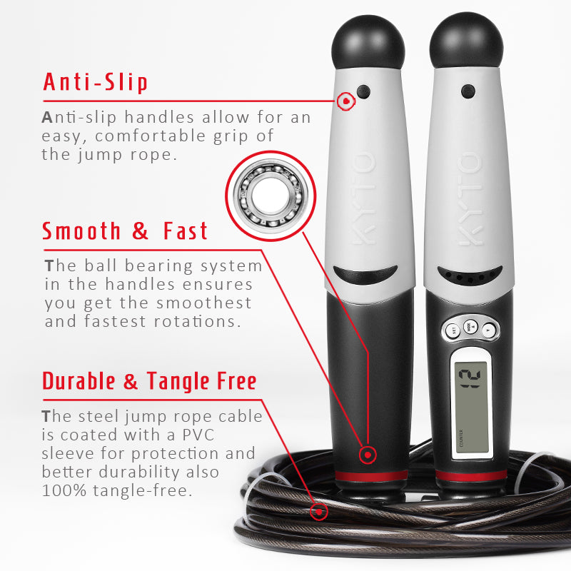 Smart Jump Rope® Alpha Limitless